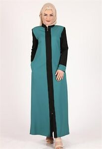 Robe Abaya Hijab Jilbab Musulmane Muslim Islamic Wear Dress