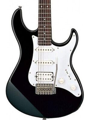 YAMAHA PACIFICA 012 BL II Guitarra Eléctrica 22 Trastes Negro