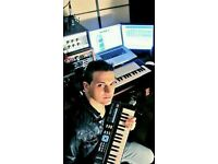 MUSICIAN, PRODUCER AND AUDIO ENGINEER with RECORDING STUDIO