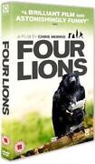 Four Lions DVD