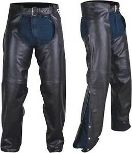MOTORCYCLE CHAPS $99