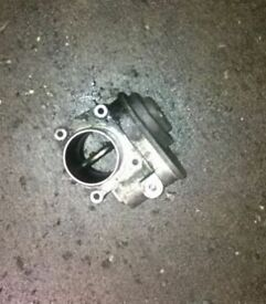 Vauxhall Astra 1.7 CDTI Throttle Body Code: Z17DTH (2006)