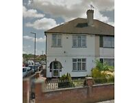 Large 3 Bed Corner property house + Large rear plot for sale