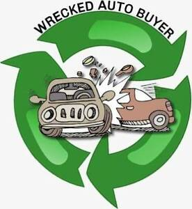 Wrecked Hino & Mitsubishi  Trucks Wanted Heatherbrae Port Stephens Area Preview