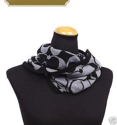 coach knit scarf scarves wraps ebay
