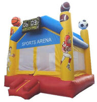 Bouncy House Jumping Castle Rental Kingston