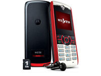 Mobile Phone Motorola W231 Orange without branding GSM 900/1800 UK Plug Unlocked