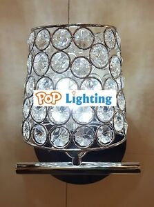Crystal Wall Lamp by POP Lighting $65