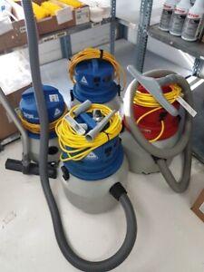 Dustbane Targa 660 or 330 Refurbish dry canister vacuum cleaner