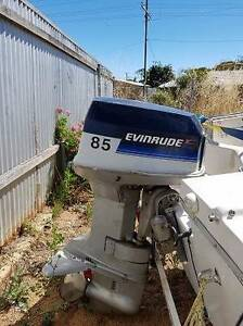 Evinrude Outboad Motor 85 HP Huntfield Heights Morphett Vale Area Preview