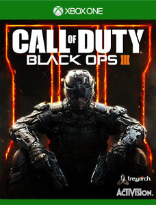 MINT CONDITION BLACK OPS 3 XBOX ONE