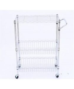 4-Tier Organizer Kitchen rack / Kitchen Utility Workstation