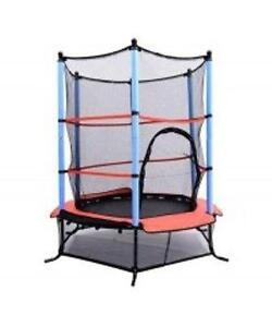 Children???s Trampoline with Enclosure Net / Kids Trampoline
