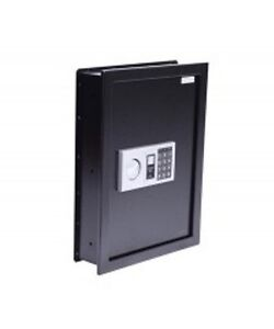 Digital electronic wall hidden safety box / security locker box