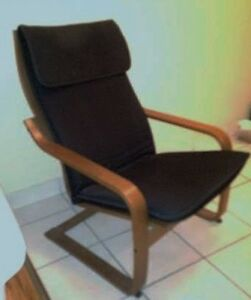 Moving Sale - Ikea chair, microwave, lamps