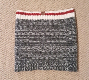 ROOTS neck warmer scarf