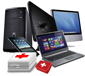 Rapid & Reliable Computer Repair, Free Estimate, Star from $30
