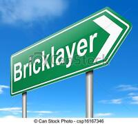 LOOKING FOR FULL-TIME BRICKLAYER