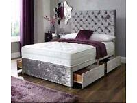 Divan beds +mattress BRAND NEW