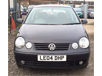 2004 VW POLO SPORT TDI 1.4 DIESEL !!! LONG MOT CHEAP INSURANCE