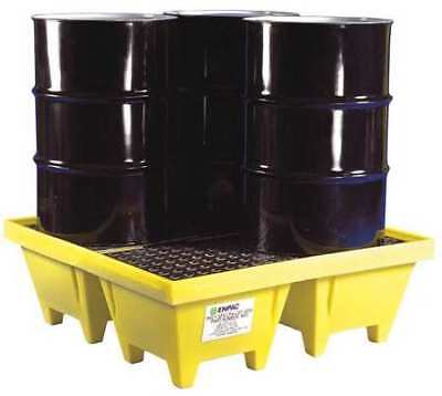 Enpac 5001-ye Drum Spill Containment Pallet83galyllw