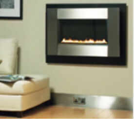Plasma gas fire