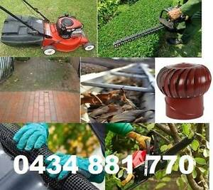 Cleaning services,gutter cleaning,gutter guard,pressure washing Blacktown Blacktown Area Preview