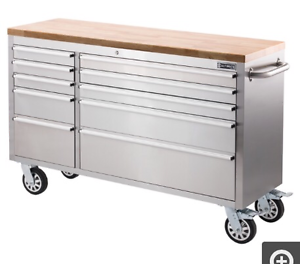 STAINLESS STEEL TOOL CHEST Campsie Canterbury Area Preview