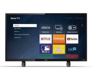 "SANYO 32"" LED ROKU SMART TV BLOWOUT SALE $199.99 NO TAX"