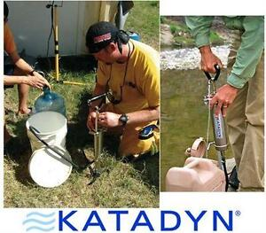 NEW KATADYN EXPEDITION WATER FILTER  Water perfication kit - OUTDOOR CAMPING HIKING  81211251