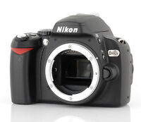 like new nikon D40X dslr body with accessories
