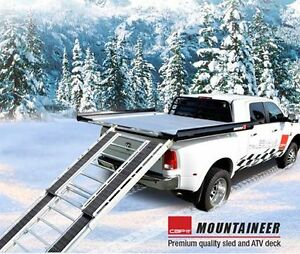 Cap-it Premium Aluminum Sled Decks - Fantastic Product!