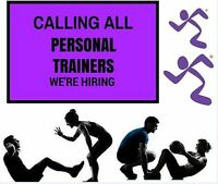 Certified Personal Trainer/ Group Fitness Instructor