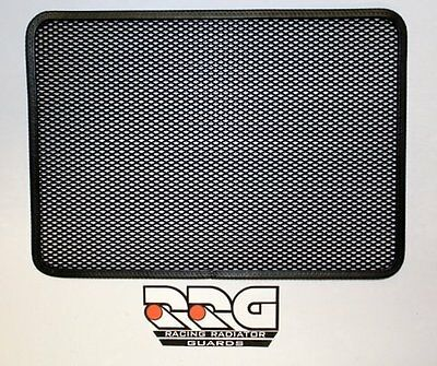 TRIUMPH STREET TRIPLE  R 675 2007   2012 RACING RADIATOR GUARD 07 08