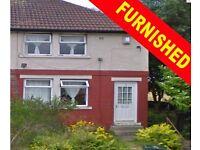 Two bedroom semi detached house in Heaton, Bradford - near Bradford Royal Infirmary, BD9