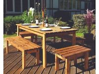 Garden Furniture For SALE! - Pay weekly from £15 - Inbox me for more information