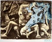 Picasso Lithographie