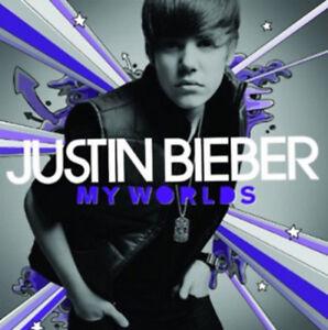 Justin Bieber : My Worlds CD (2010)