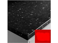 Worktop - 2m Wickes Black Slate effect
