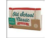 Jamie Oliver- Printed Slogan Double Oven Glove Old School Classic