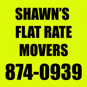 NEED MOVERS? 506 874 0939 Affordable Rates When Moving
