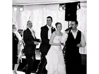 Smooth the Wedding band top class entertainment including Disco