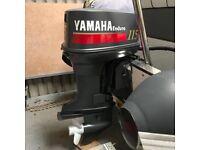 Phantom Rib Yamaha 115 Enduro Outboard 6 metres