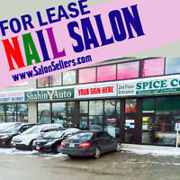 Vacant Unit For Lease For Hair and Beauty Salon in Scarborough