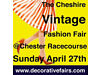 The Cheshire Vintage Fashion Fair Macclesfield