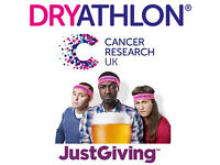 dryathlon for cancer research