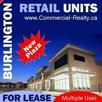 Retail Units For Lease in New Burlington Plaza .. Call Us