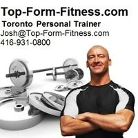 Get Lean, Get Fit, Get Strong - Toronto Personal Trainer