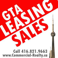 Commercial Retail Units, Offices & Mall Locations For Lease/Sale