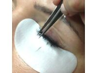 PERMANENT EYELASHES EXTENSION